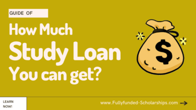 How Much Study Loan You can Get in USA