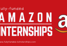 Amazon Internships Accepting Online Applications