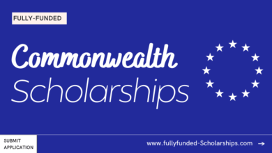 Commonwealth Scholarships Open for Applications Now