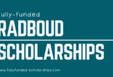 Fully-funded Radboud Netherlands Scholarships at University of Radboud Holland