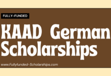 German KAAD Scholarships - Fully Funded - Study free in Germany
