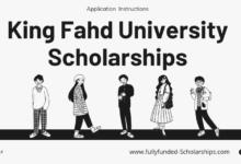 King Fahd University (KFUPM) Scholarships - Fully Funded Saudi Arab Scholarships